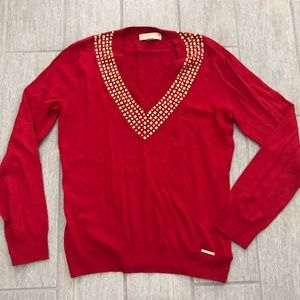 MICHAEL KORS light Sweater